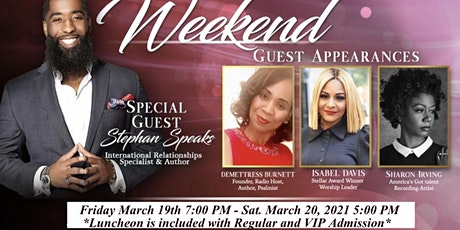 A Woman's Wonderful Weekend (AWWW)-NEW DATE tickets