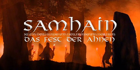 """Samhain """"Das Fest der Ahnen"""" Tickets"""