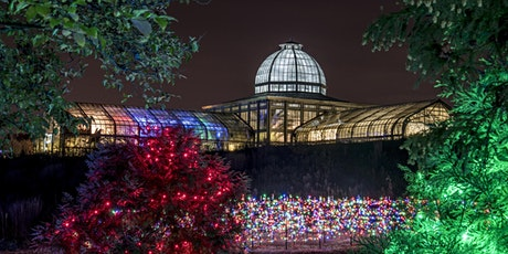 MEMBER TICKETS | Nov. 23-Dec. 17: Dominion Energy GardenFest of Lights tickets