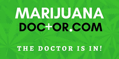 Marijuana Doctor is in St. Pete – Risk Free Evaluation tickets
