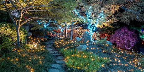 FREE MEMBER NIGHTS TICKETS| Jan 4-10: Dominion Energy GardenFest of Lights tickets