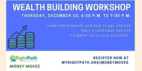 Wealth Building Workshop tickets