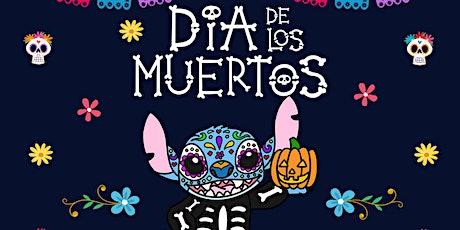 Dia de Los Muertos Market tickets