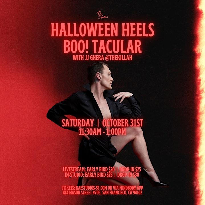 "Heels Bootacular w/ JJ ""The KIllah"" | Rae Studios image"