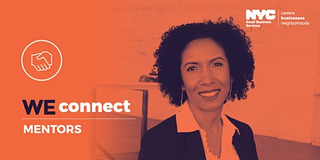 WE Connect Mentor Session with Victoria Flores tickets