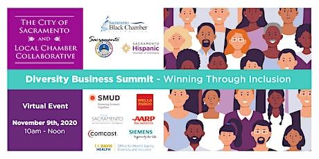 Sacramento Local Chamber Collaborative - Diversity Summit tickets
