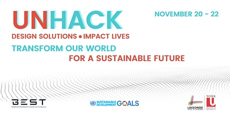 UNHack (Design Sprint) 2020 - Design Solutions - Impact Lives tickets
