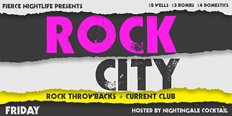 Rock City at Nightingale tickets