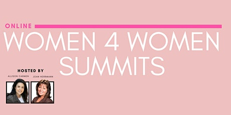 Women4WomenSummits:  Reset, Restart, and Get Ready for 2021 tickets