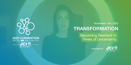 Transformation - 2020 Convention of JCI New York State tickets