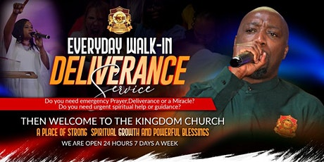 Lunchtime Deliverance Prayer Service tickets