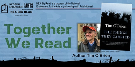 NEA Big Read: An Evening with Author Tim O'Brien tickets