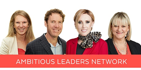 Ambitious Leaders Network Perth– 6 November 2020 tickets