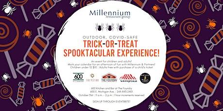 Millennium's Spooktacular Halloween tickets
