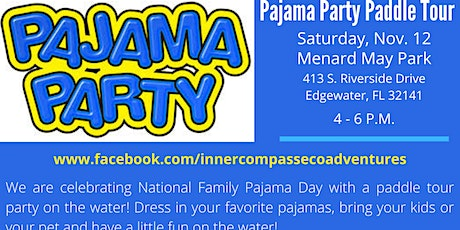 Pajama Party Paddle Tour tickets