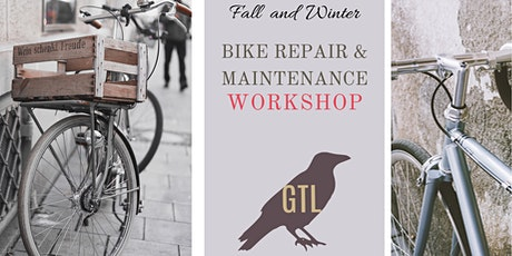 Bike Repair and Maintenance Workshop tickets