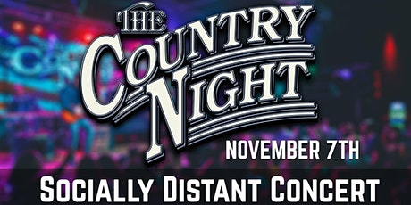 The Country Night at 115 Bourbon Street- Saturday, November 7 tickets
