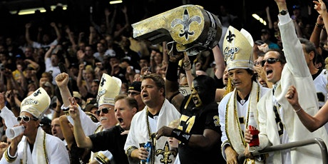 Saints/Panthers GameDay......Football is Back tickets