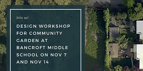 San Leandro Community Garden Design Workshop tickets