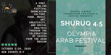 Shuruq 4.5 Presents: In Conversation with Laura Boushnak & Faisal Saleh tickets