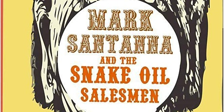 Mark Santanna and the Snake Oil Salesmen at Stoudts