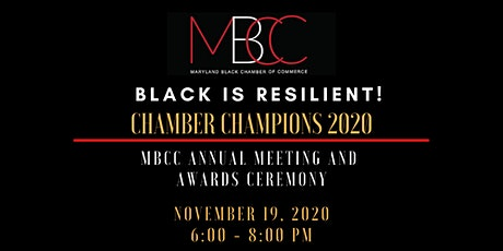 MBCC Annual Event 2020 tickets