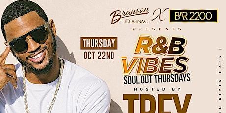 R&B ARTIST TREY SONGZ LIVE   THURS.OCT.22ND  @ BAR 2200   FREE WITH RSVP tickets