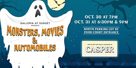 Monsters, Movies & Automobiles tickets
