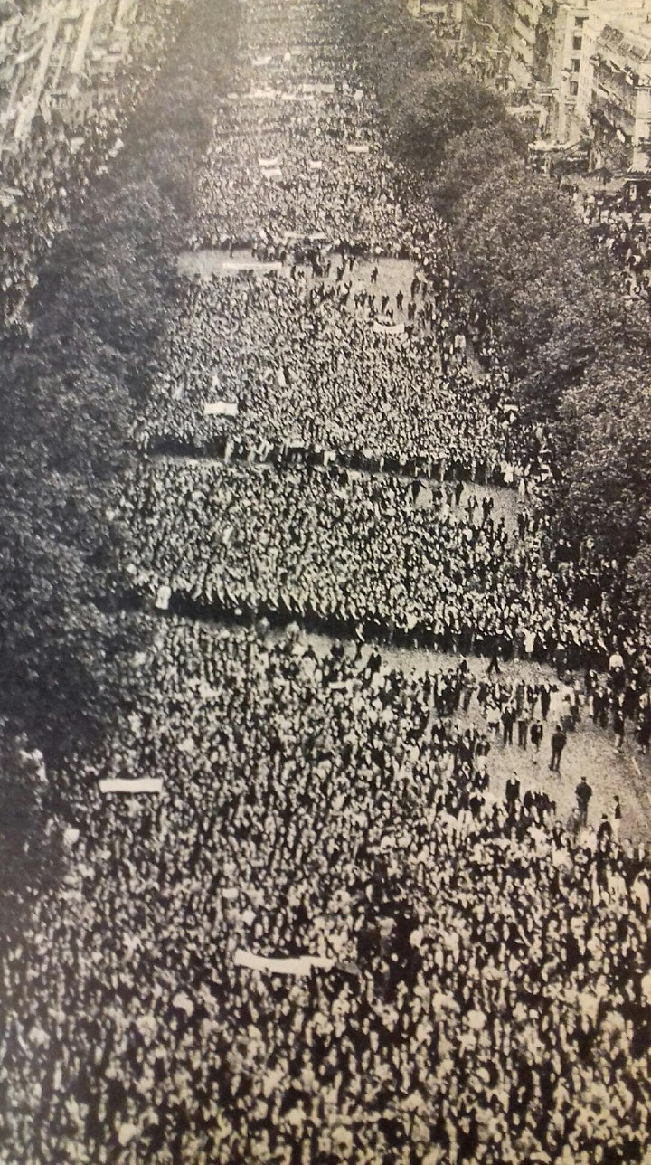 Image pour Mai 68 au Quartier Latin