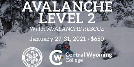 Avalanche Level 2 with Avalanche Rescue tickets