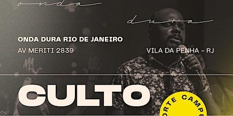 Culto Onda Dura Rio de Janeiro ingressos