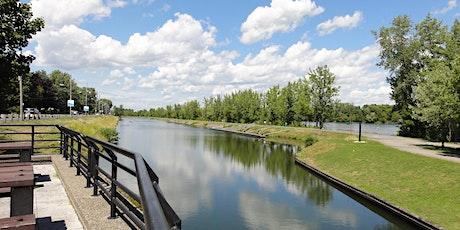 Webinaire de l'étude du LCRR sur la dérivation par le canal de Chambly billets