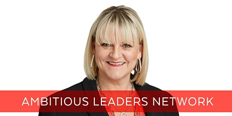 Ambitious Leaders Network Perth– 6 November 2020 Jane Le Grove