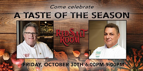 A Taste of the Season with Chef David Burke & Star Chef Waldy Malouf tickets