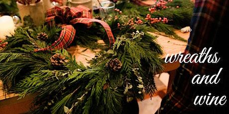 Wreaths & Wine 2020 tickets