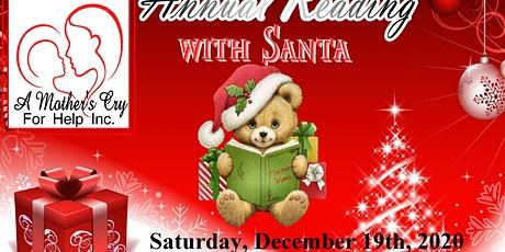 2nd Annual Reading With Santa tickets