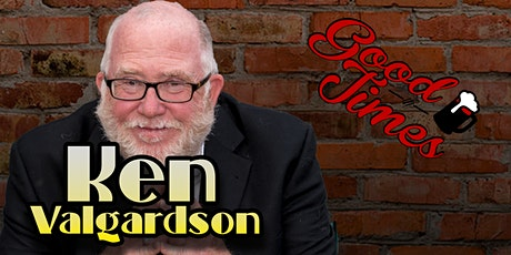 Ken Valgardson tickets