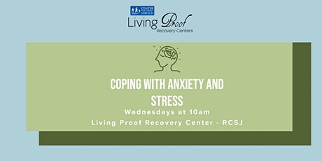 Coping with Anxiety & Stress tickets