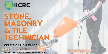 IICRC SMT Class tickets