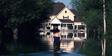 Webinaire sur la perception des risques d'inondation de l'étude du LCRR billets