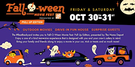 Fall-O-Ween Movie Fest: Pull Up Edition tickets