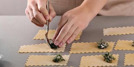 Make & Take: Filled Pastas