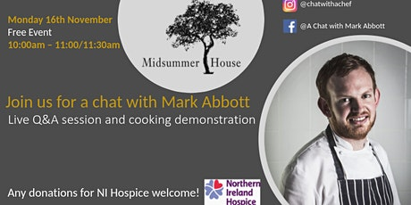 A Chat with Mark Abbott tickets