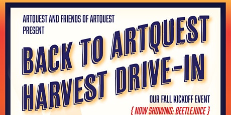 Back to ArtQuest Drive-In! tickets