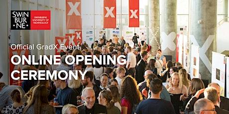 GradX 2020 1.5 Degrees Opening Night tickets