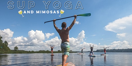 SUP Yoga and Mimosas tickets