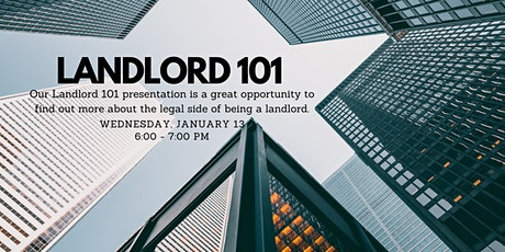Landlord 101 tickets