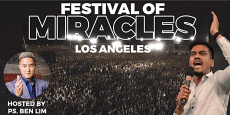 Festival of Miracles tickets