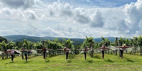 JKS Yoga: Cabernet & Namaste All Day tickets