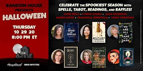 Random House Presents: Halloween tickets
